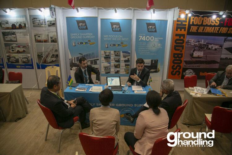 GHI Stakeholders' Conference in Kigali , 400 Hz GPU, environmentally friendly GPU