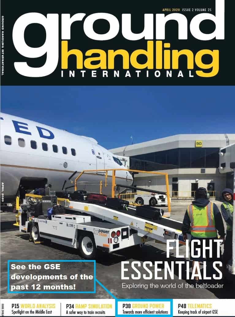 GSE industry itwgse, itw gse pbth, power by the hour, ground handling article