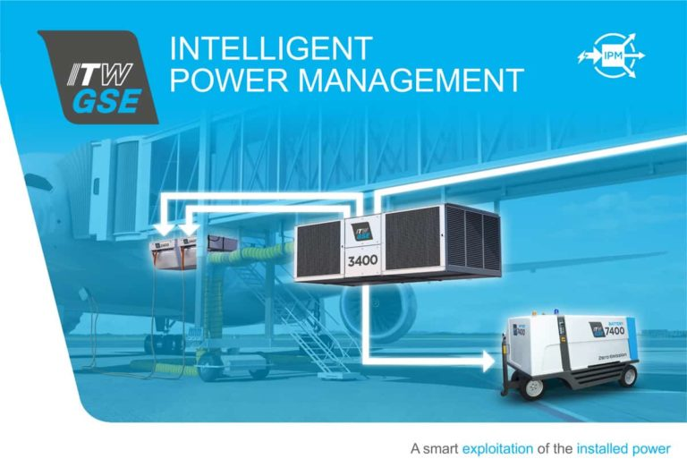 Intelligent Power Management from ITW GSE