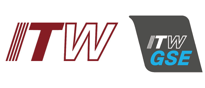 Illinois tool works logo and itw gse logo