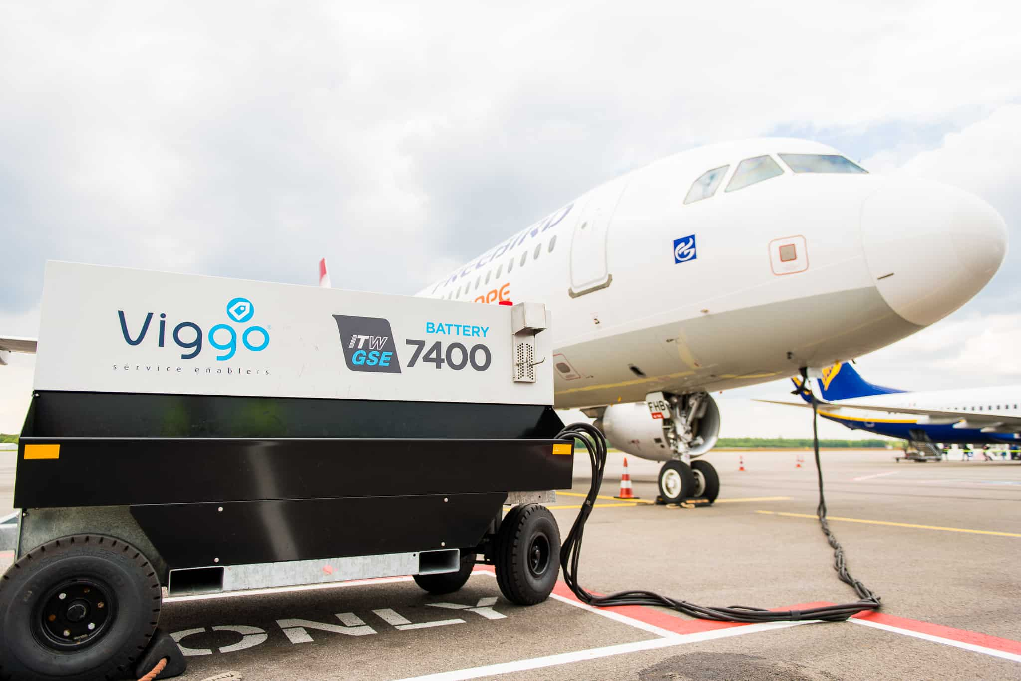 itw gse 7400 eGPU at VIGGO Service Enablers
