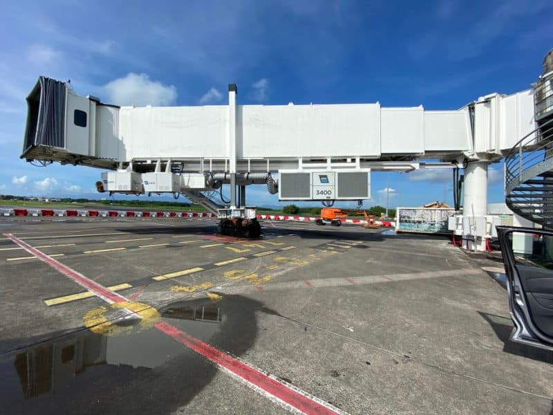 Guadeloupe, France – ITW GSE 3400 PCA and ITW GSE 2400 Power Coil