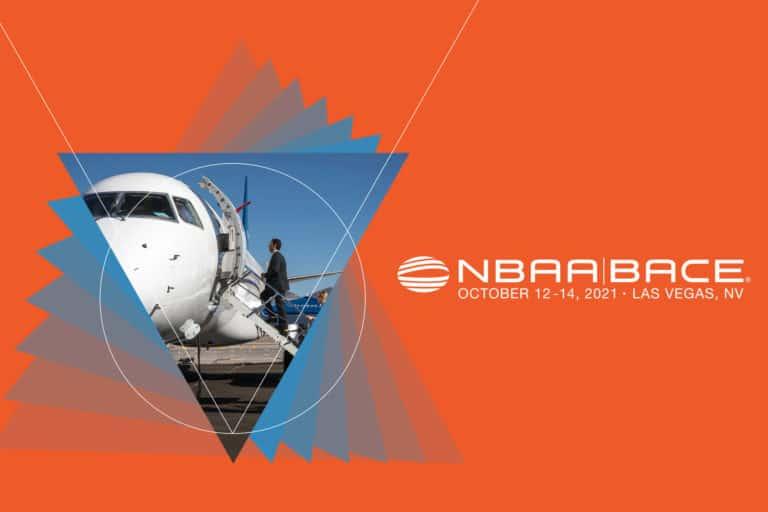 NBAA BACE 2021 logo