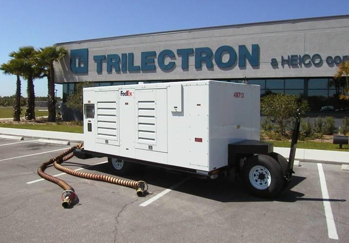 trilectron airstart unit