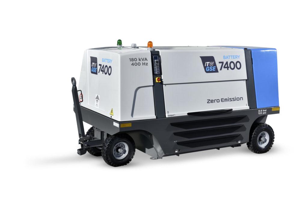 itw gse 7400 eGPU 140 and 180 kVA