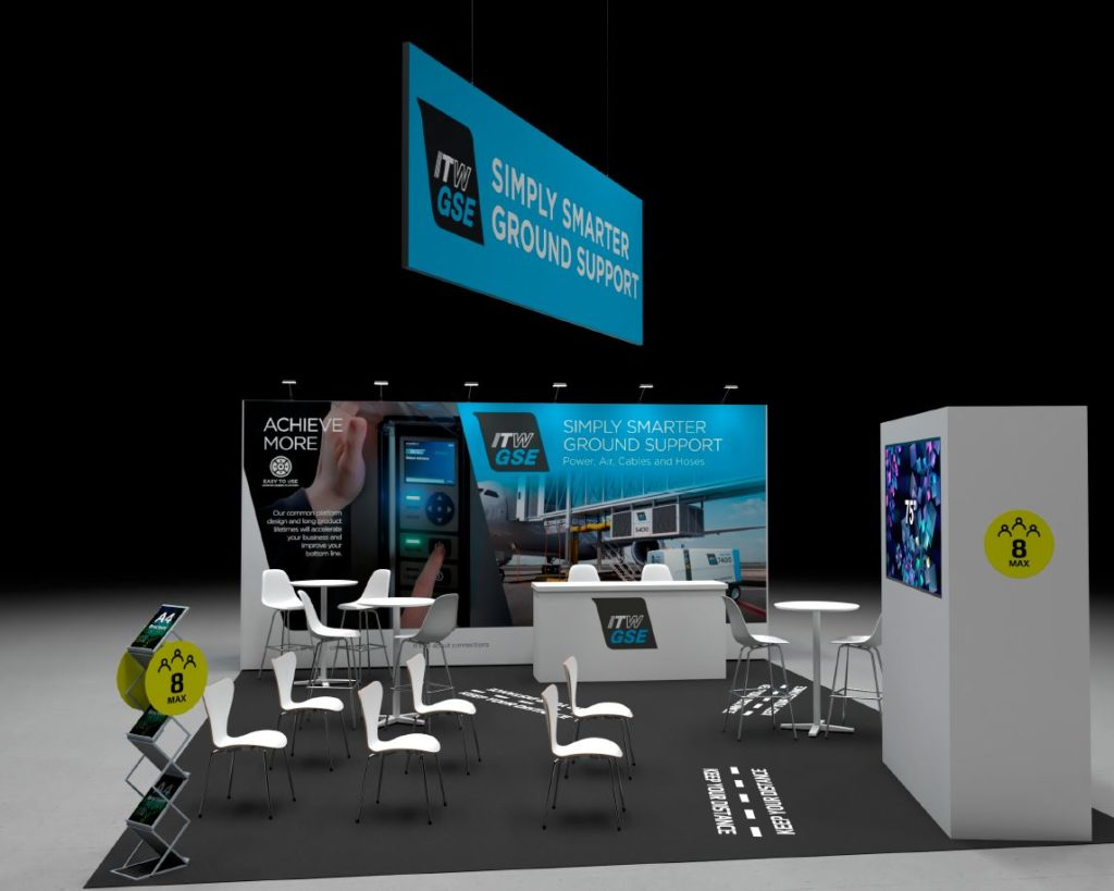 itw gse exhibiting at airport show dubai 2021