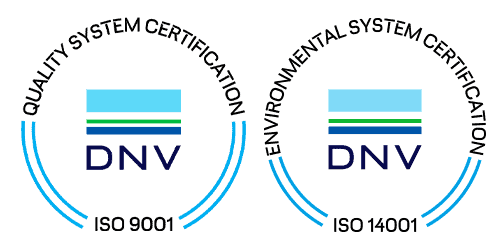 itw gse iso certificates 14001 and 9001